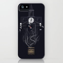 Hush - Buffy iPhone Case