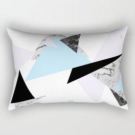 Floating Forms I Rectangular Pillow
