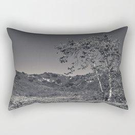 Black Oak Rectangular Pillow