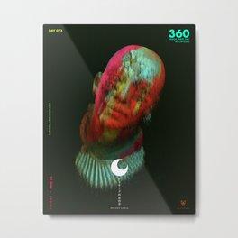 p_073 Metal Print