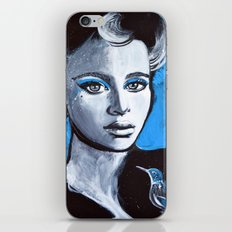 Jenna iPhone & iPod Skin