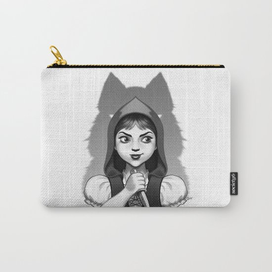 Little Red Riding Hood's Surprise Carry-All Pouch