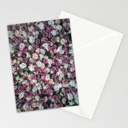 Flower carpet Stationery Cards