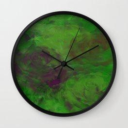 Botenique Verte Wall Clock