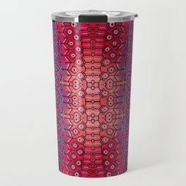 Red breach Travel Mug