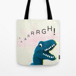 Dinosaur Run! Tote Bag