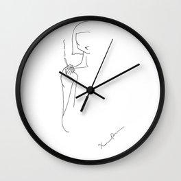 No. 34 Wall Clock