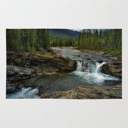 Sheep River Falls Rug