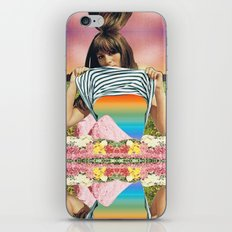Internal Rainbow II iPhone Skin