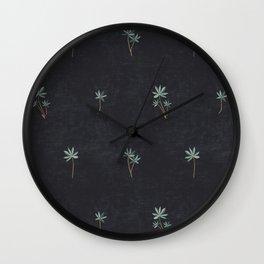 PALMA DARK Wall Clock