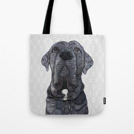 Chief the Mastiff Tote Bag