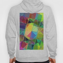 21st Century Stained Glass Hoody