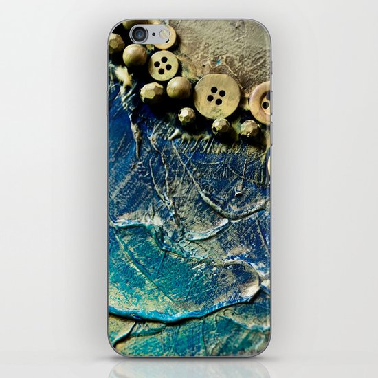 Cave Wall Abstract iPhone Skin