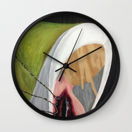 Empty Souls Wall Clock