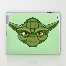 #47 Yoda Laptop & iPad Skin
