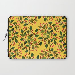 Vintage Yellow  Laptop Sleeve