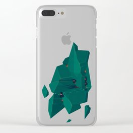 Streaming Clear iPhone Case