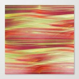 Landscape pattern Canvas Print