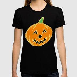 Halloween Jack-O-Lantern - Pumpkin T-shirt