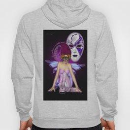 Queen of Fantasy and Mischief .. fantasy Hoody