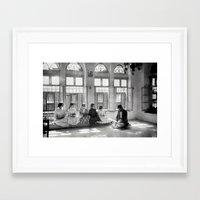 palestine Framed Art Prints featuring palestine by zamaaan