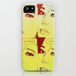 Make a statement with popart iPhone Case