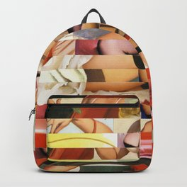 Glitch Pin-Up Redux: Ursula Backpack