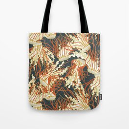 jellyfish slate Tote Bag