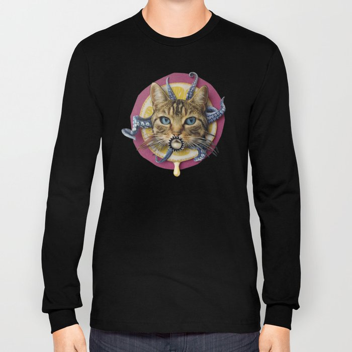 Sourpuss | Collage Long Sleeve T-shirt