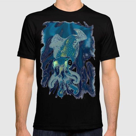 Subaquatic Aurora  T-shirt