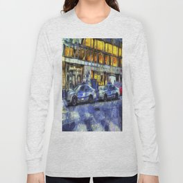 New York police Department Van Gogh Long Sleeve T-shirt