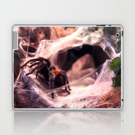Lady Tarantula Laptop & iPad Skin
