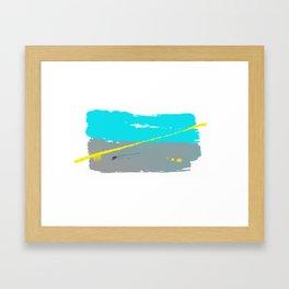No. 122 Framed Art Print