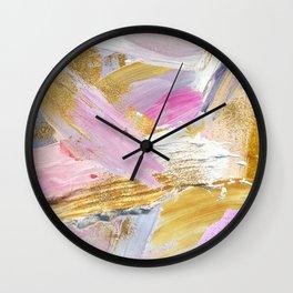Sadie Abstract Wall Clock
