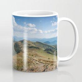 Bieszczady Panorama Coffee Mug