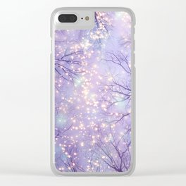 Each Moment of the Year Clear iPhone Case