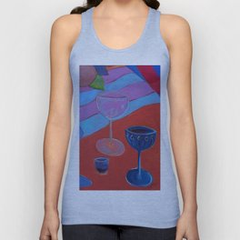 Afternoon Delight Unisex Tank Top