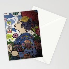 Murale Stationery Cards