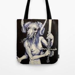 Your Inner Demons Tote Bag