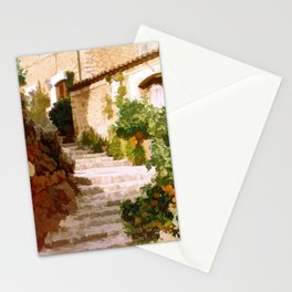 The light of Mallorca - Espana Stationery Cards