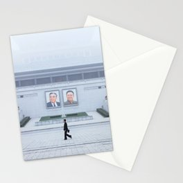 Pyongyang, North Korea Stationery Cards