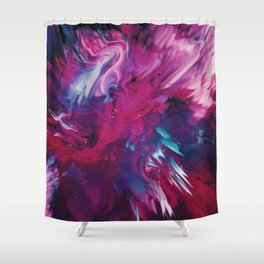 Tethers Shower Curtain