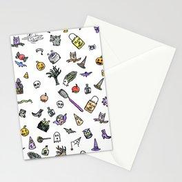 Spooky! Stationery Cards