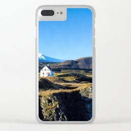 Isolated Clear iPhone Case