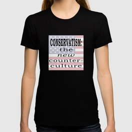 Conservatism: The new counter-culture T-shirt