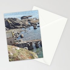 Lifeboat Station, Cornwall Stationery Cards