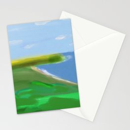 God Bless and Keep Guam Safe Stationery Cards