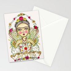 Frida Kahlo Viva la Vida Stationery Cards