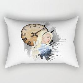 Tardy Rectangular Pillow