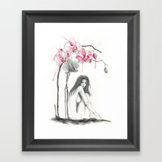 Zodiac - Virgo Framed Art Print